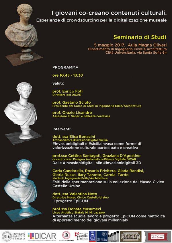 I giovani co-creano contenuti culturali - Università di Catania - L ...